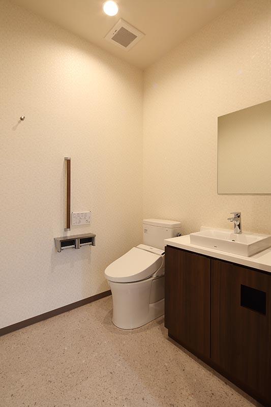 下丸子皮ふ科トイレ